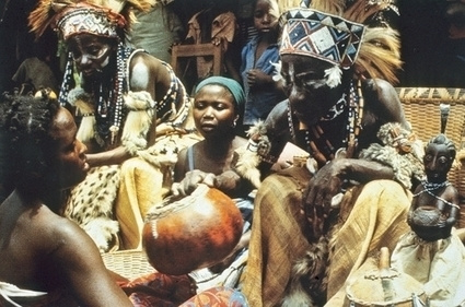 The Silent Voices of African Divination | World Spirituality and Religion | Scoop.it