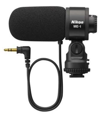 Nikon to announce a new ME-1 microphone | Photography Gear News | Scoop.it