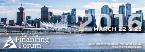 2016 Canadian Financing Forum; March 22nd - 23rd in Vancouver BC | Space Conference News | Scoop.it