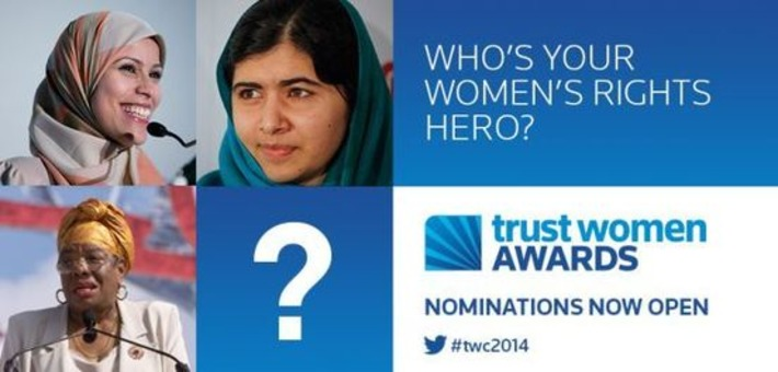 Three Weeks Left to Nominate Your Women's Rights Hero | Dare To Be A Feminist | Scoop.it