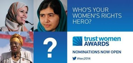 Three Weeks Left to Nominate Your Women's Rights Hero | Alma Abierta Project | Scoop.it