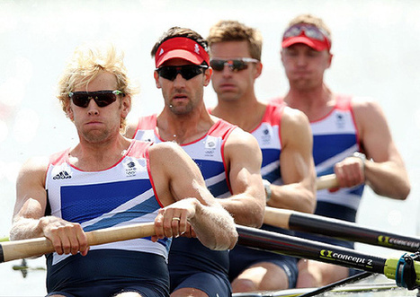 How to get a body like an Olympic rower - Telegraph.co.uk | Sporting life | Scoop.it