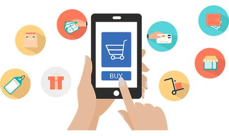 Le M-shopper, ce consommateur mobile à choyer aussi bien on- et offline | Expérience Client & Parcours Client | Scoop.it