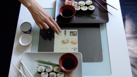 Order Dinner From A Touchscreen Menu Embedded In Your Restaurant Table | MobileandSocial | Scoop.it