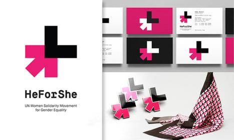Les logo HeForShe - Une vision renouvelée ...   DesignGraphiq-Actualités   Scoop.it