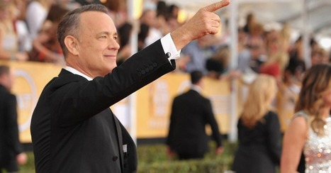 Tom Hanks' Hanx Writer Typewriter App Dominates App Store - Mashable | High-Tech Techniques for Education | Scoop.it
