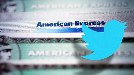 American Express Looks to Ignite Real Twitter Shopping | Financial | Scoop.it