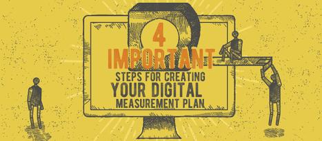 4 Important Steps for Creating Your Digital Measurement Plan   Social Media, SEO, Mobile, Digital Marketing   Scoop.it