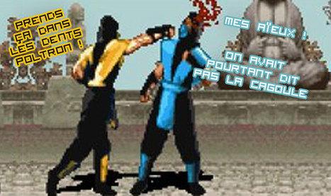 Top 15 des preuves que les jeux vidéo sont violents, âmes ... - Topito   Les jeux vidéos   Scoop.it
