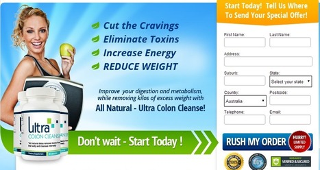 Interested In Ultra Colon Cleanse?...Read Here First Before You Try It!   WEIGHT LOSS DAERTIAN   Scoop.it