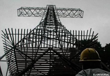 #HoySeEnciende… Hace 50 años brilló, por primera vez, una cruz en el cerro El Ávila - #Caracas | Caracasos | Scoop.it