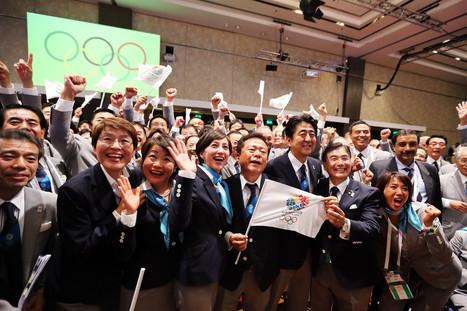 オリンピック開催地決まる!! | オリンピック開催地が東京に決定したけど | Scoop.it