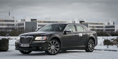 Erster Eindruck: Lancia Thema 3.6 V6 Executive | passion:driving | Car Blogs | Scoop.it