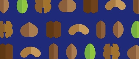 Snack Smart: What 200 Calories of Nuts Looks Like [INFOGRAPHIC] | Nutrition Today | Scoop.it