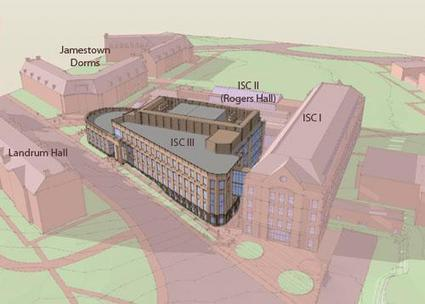 William & Mary unveils design for third phase of science complex | Science Centers | Scoop.it