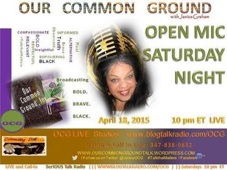 OCG OPEN MIC Saturday Night :: the lines are open | SocialAction2014 | Scoop.it