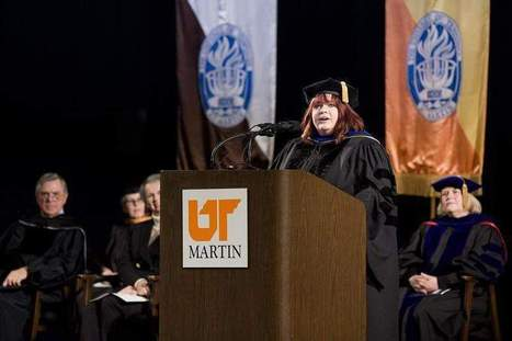 UTM graduates urged to 'never say never' - Jackson Sun | 10 important things | Scoop.it