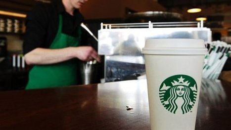 Starbucks Launches @Tweetacoffee: Send Coffee Through Twitter Now | Kevin and Taylor Potential News Stories | Scoop.it