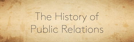 History of Public Relations – UK— Meltwater | Research Capacity-Building in Africa | Scoop.it