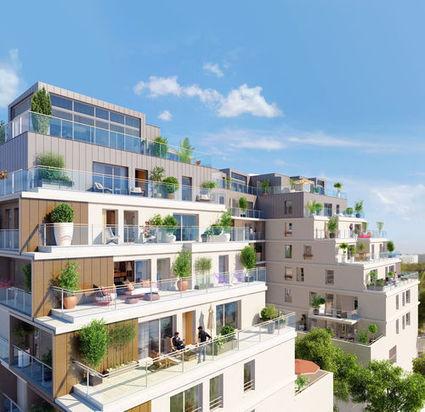 Immobilier : les investisseurs relancent le neuf - PAP.fr | Immobilier Seine-et-Marne | Scoop.it