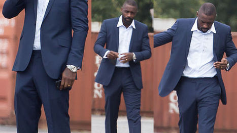 PHOTOS: Idris Elba Addresses His Allegedly Massive Member | Gay Vegas Daily | Scoop.it