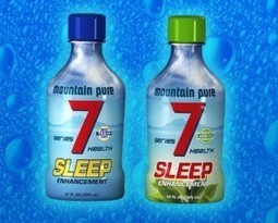 Series 7 Health | Mountain Pure Beverage | Natural Sleep Aids | Scoop.it