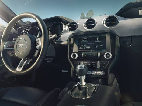 2015 Ford Mustang Interior | 2015 Ford Mustang | Scoop.it