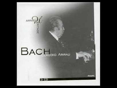 Bach et Mozart par Claudio Arrau...   opéra et classique   Scoop.it