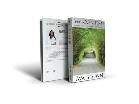 "Author Spotlight:""Bamboo & Fern"" By Ava Brown - Overcoming the Obstacles of Growing Up Poor in Jamaica (Interview) ~ a rain of thought 