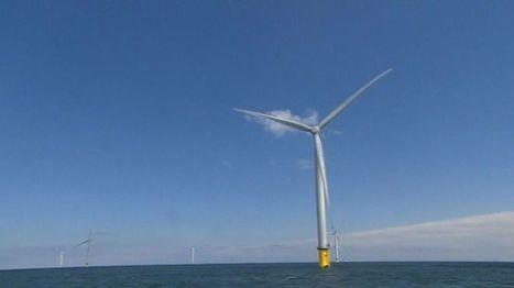 'World's biggest' wind farm to be built off East Yorkshire coast - BBC News | iGCSE | Scoop.it