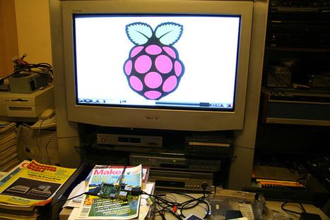 Raspberry Pi on TV   Raspberry Pi   Scoop.it