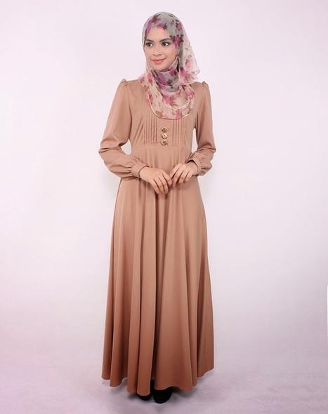 Inspirasi Model Dress Muslimah Terbaru 2016 | ENTERTAINMENT | Scoop.it