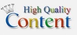 Les 4 éléments que vous devez savoir à propos du contenu éditorial | référencement google | Scoop.it