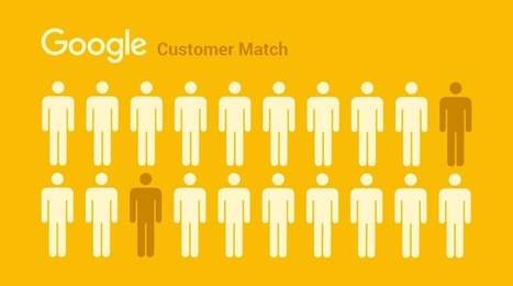 Google's Customer Match: How to Use First-Party Data for Best-in-Class Performance | Digital Advertising Info | Scoop.it