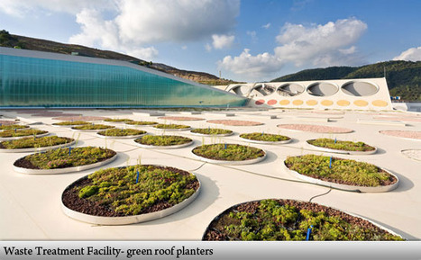 Think Landfill, Now think Green Roof | Vertical Farm - Food Factory | Scoop.it