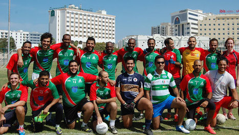 Gaelic Football: Sport is fast catching up in Oman | national classes | Scoop.it