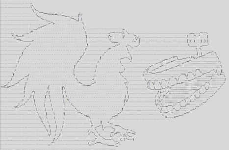GameFAQs ASCII Art | ASCII Art | Scoop.it
