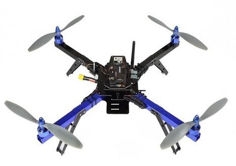 Le drone 3DR Iris   Drone Trend   deco   Scoop.it
