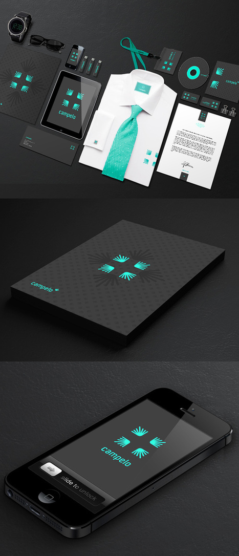 New Branding, Visual Identity and Logo Designs #Design #marketing | MarketingHits | Scoop.it