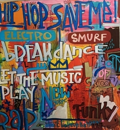Tarek | Let the music play - Artsper | The art of Tarek | Scoop.it