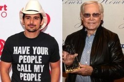 Brad Paisley on George Jones: 'The Greatest Voice Country Music Will Ever Know' | Country Music Today | Scoop.it