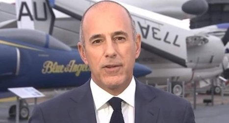 'This forum is a joke': Matt Lauer ripped online for 'offensive' treatment of Clinton | Restore America | Scoop.it