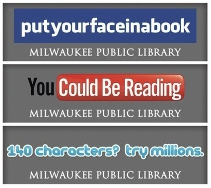 Super smart marketing campaign from the Milwaukee... | RyanNewYork | Creating a LibraryAware Community | Scoop.it