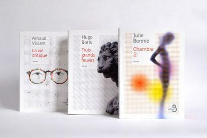 Actualité / Rentrée littéraire pour le studio Voiture 14 / étapes: design & culture visuelle | Booketing | Scoop.it