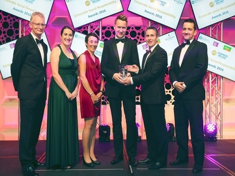 PayPal wins best workplace award at CSR Ireland Awards 2016 | LGBT Online Media, Marketing and Advertising | Scoop.it