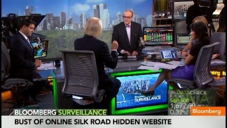 Is Bitcoin Nearing the End of Its `Silk Road'? - Bloomberg   Internet and Cybercrime   Scoop.it