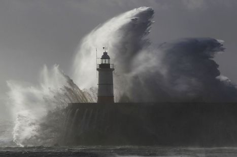 UK weather: Heavy rain set to batter South of England AGAIN just days after Storm St Jude | Conveyancing Searches | Scoop.it