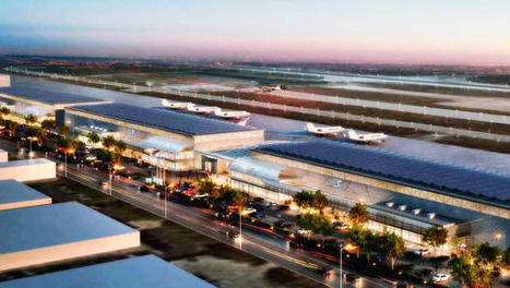 Check Out Google's New $82 Million Corporate Jet Facility | Real Estate Plus+ Daily News | Scoop.it