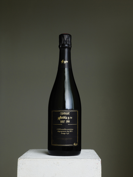 Introducing Artéis & Co – Champagne Designed by André Saraiva | Artéis & Co | Scoop.it