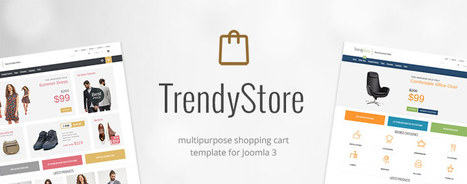Want to create successful online store? Do not miss JM Trendy J2store! | Joomla 3.x templates | Scoop.it